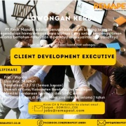 Info Loker : CLIENT DEVELOPMENT EXECUTIVE PEST CONTROL & HYGINE